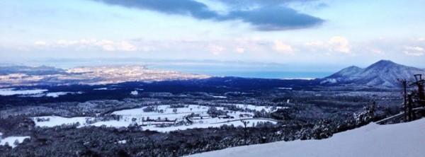 大山ますみず高原スキー場