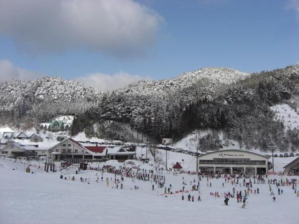 ちくさ高原スキー場