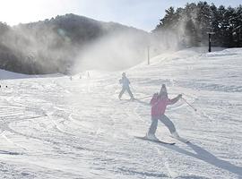 津黒高原スキー場