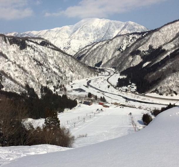 九頭竜スキー場